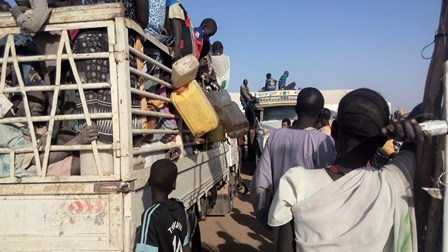 Southern Sudan Hunger