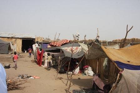 Southern Sudan Hope Tents
